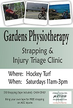 hockey clinic sign small